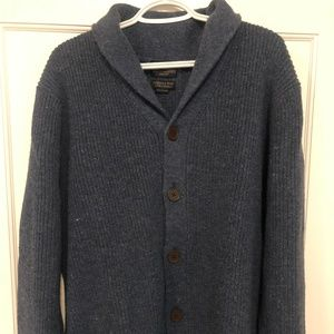 Pendleton Cardigan Sweater XL